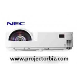 NEC NP-M333XSG XGA short throw Projector | NEC Projector Malaysia