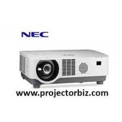NEC NP-P502WL WXGA 5.000 Lumens Projector | NEC Projector Malaysia
