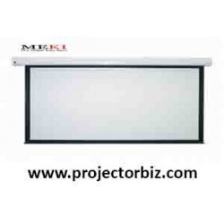 "MEKI Fixed Frame Projector Screen 125""D"