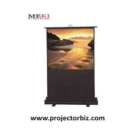 MEKI Floor Stand Screen 80""