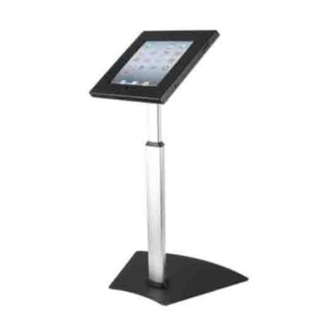 Universal Anti-Theft Height Adjustable iPad Floor Stand