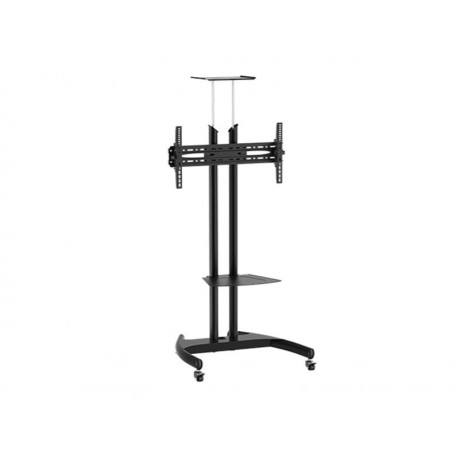 Multifunctional Mobile TV Cart / Trolley with Camera Shelf