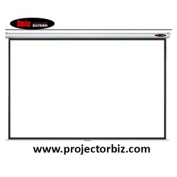 "Unic Manual Wall Screen Projector Screen 82""D"