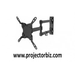 "Tilting and Swivel Wall TV Bracket 32"" to 63"""