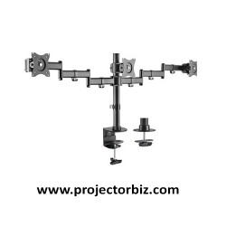 "LDT07-C036 Tilt/ swivel LCD Desk Mount 13"" to 27""-Malaysia TV Bracket"