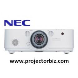 NEC NP - PA672WG WXGA Installation Projector   NEC Projector Malaysia