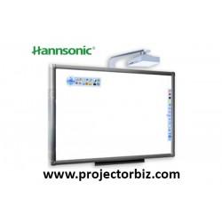 "Hannsonic IWB-8580 Interactive Whiteboard 80"""