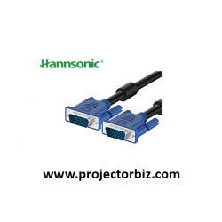 Hannsonic VGA Cable 5m