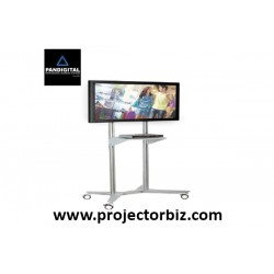 Pandigital WP818 Plasma/LCD/LED Trolley