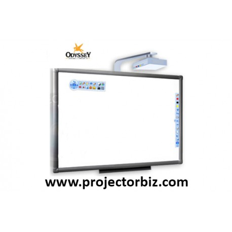 """ODYSSEY 70"""" P10 INTERACTIVE TOUCH BOARD 70"""""""