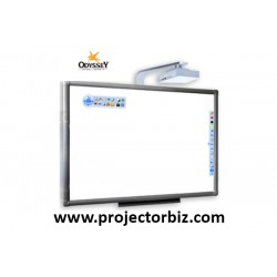 "ODYSSEY 87"" P10 INTERACTIVE TOUCH BOARD 87"""