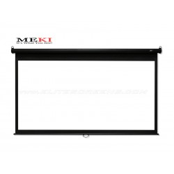 "MEKI Wall Projector Screen 108"" x 144"" (180""D)"