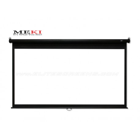 "MEKI Wall Screen 108"" x 144"" (180""D)"