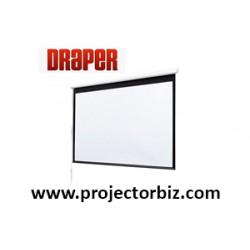"Draper Electric Baronet 4:3 NTSC / PAL Video Format Projector Screen 72"" x 96"""