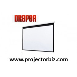 "Draper Electric Baronet 16:9 HDTV Format Projector Screen 40.2"" x 71.5"""