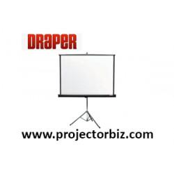 Draper Tripod Consul Projector Screen 6' x 6'