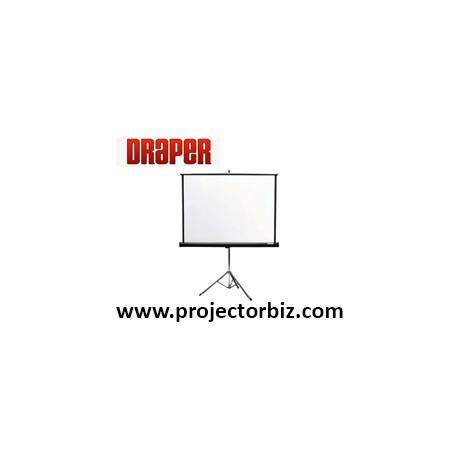 Draper Tripod Consul Projector Screen 5' x 5'