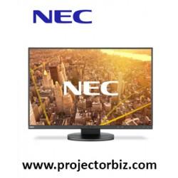"NEC MultiSymc EA245WMi-2-BK Ultra-Thin Bezel Desktop Monitor 24"""