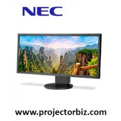 """NEC EA295WMi-BK Ultrawide Desktop Monitor 23"""""""