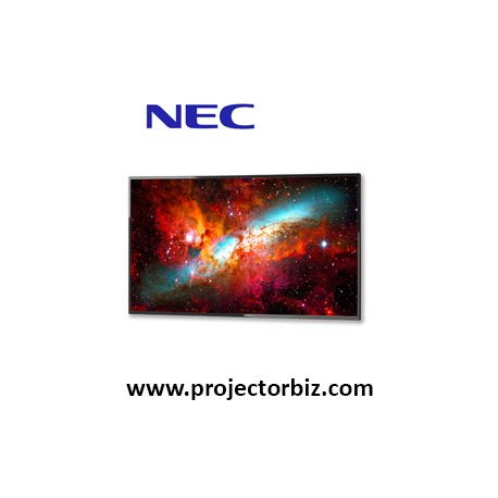 "NEC E437Q 4K UHD Display with Integrated ATSC/NTSC Tuner 43"""