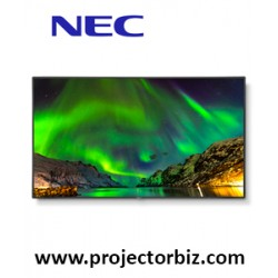 NEC C651Q 4K UHD Display with Integrated ATSC/NTSC Tuner 50""