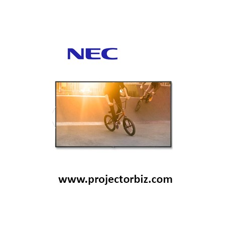 "NEC P554 Professional-Grade Display 55"""