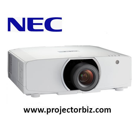NEC NP-PA653U WUXGA 6.500 Lumens Projector | NEC Projector Malaysia