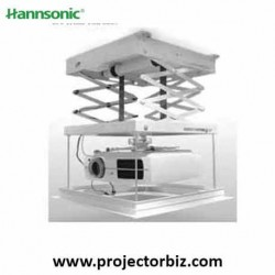 BB_530 Hannsonic Projector Lift comes with remote Control