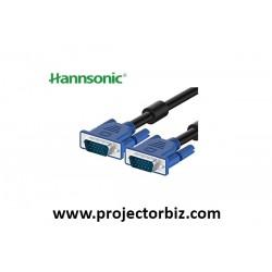 Hannsonic VGA Cable1.8m