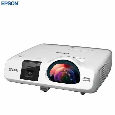 Epson EB-536Wi WXGA Short Throw, Interactive Projector