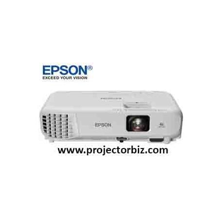 Epson EB-X06 XGA 3600 Lumens 3LCD Projector