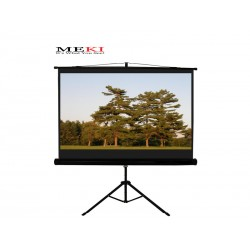 "MEKI Tripod Projector Screen 70"" x 70"""