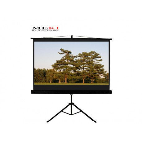 """Tripod projector Screen 84"""" x 84"""""""