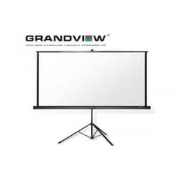 "Grandview Tripod Screen 96"" x 96"""