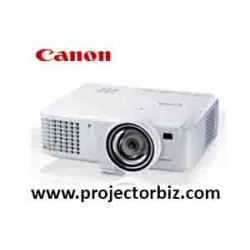 Canon LV-WX310ST WXGA Short Throw Portable Projector-Projector Malaysia