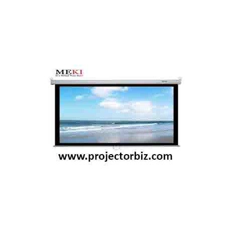"Manuall projector Screen 144"" x 144"""