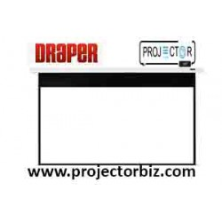 Draper Electric Targa Projector Screen 9' x 12'