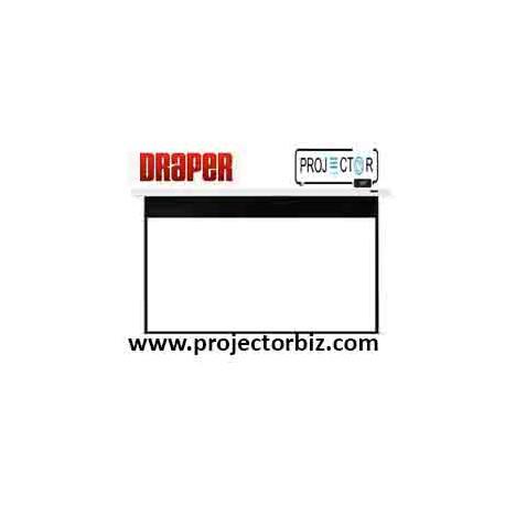 Draper Electric Targa Projector Screen 9' x 12'