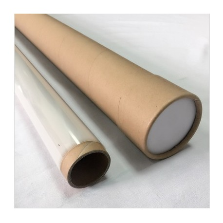 Clear Projection Film, 1.524x30 meters