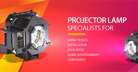Find your projector Lamp here!