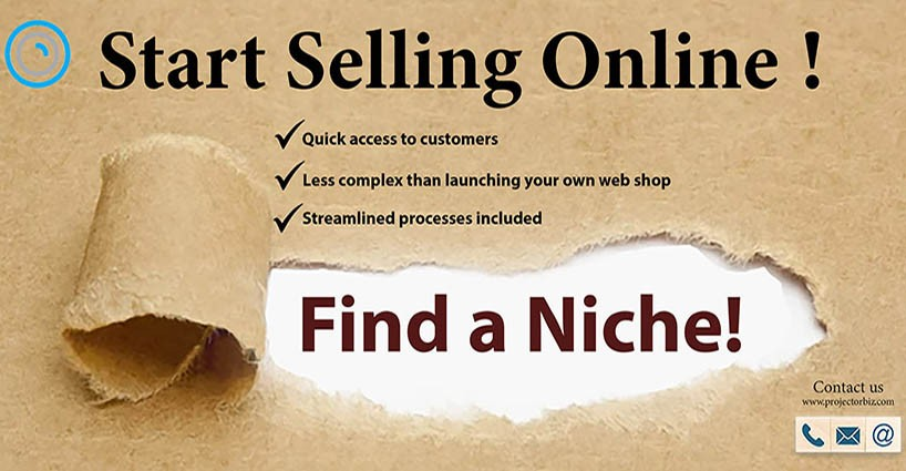Sell your products online