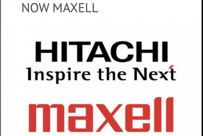 Hitachi projectors rebranding to Maxell